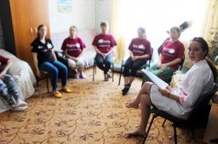 Клинический (медицинский) психолог, психотерапевт Д.И. Печерская в женском центре