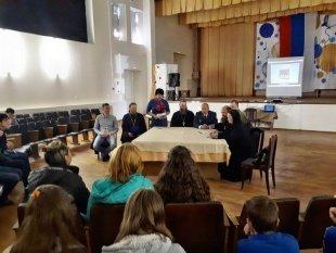 Приняли участие в мероприятии направленном на формирование здорового образа жизни у молодых людей