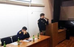 Специалисты «Ростов без наркотиков» приняли участие в родительском собрании «Предупредить, значит спасти!»