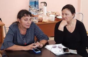 Провели очередное родительское собрание в центральном офисе РООО «Ростов без наркотиков»