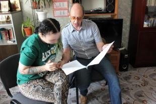 Ингерлейб Михаил Борисович провел занятие в женском центре «Ростов без наркотиков»