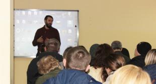 Для родителей учащихся провели антинаркотическую профилактику в школе №110 г. Ростова-на-Дону
