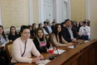 Приняли участие в обучающем семинаре по вопросам участия молодежи в мероприятиях по контролю за соблюдением законодательства