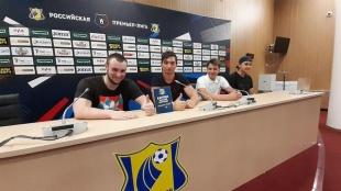 Воспитанники организации «Ростов без наркотиков» побывали на стадионе «Ростов Арена»