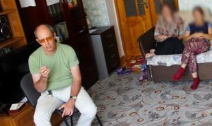Старший преподаватель кафедры психологии и образования ЮФУ М.Б.Ингерлейб провел занятие в женском центре «Ростов без наркотиков»