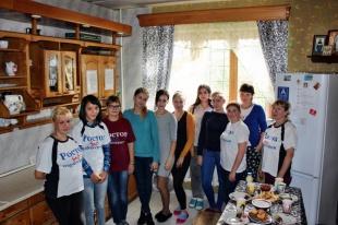 В женском реабилитационном центре проходит плодотворная и взаимная работа