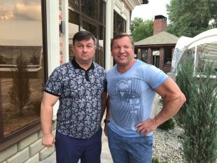 Бодибилдер Юрий Голубев побывал в реабилитационных центрах организации «Ростов без наркотиков»