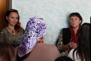 Прошло занятие с кандидатом психологических наук Шороховой Ольгой Ивановной и практическим психологом Озеровой Юлией Александровной