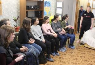 Студенты ДГТУ в гостях в женском реабилитационном центре «Ростов без наркотиков»