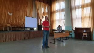 Провели антинаркотическую профилактику для родителей учащихся ростовской школы N90