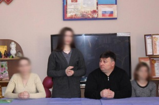 Провели семинар-лекцию в реабилитационном центре азовской женской исправительной колонии №18