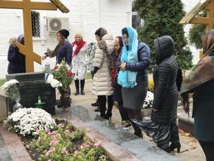 Воспитанники и воспитанницы организации «Ростов без наркотиков» в очередной раз стали паломниками