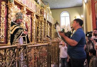 Ростовский храм в честь преподобного Сергия Радонежского отметил престольный праздник