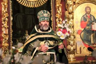 Храм Святой Троицы г. Ростова-на-Дону в день Святой Троицы отметил свой престольный праздник