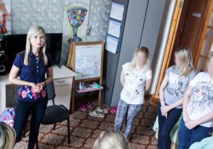 В женском Центре «Ростов без наркотиков» провели занятие на тему: «Поиск личностных ресурсов»