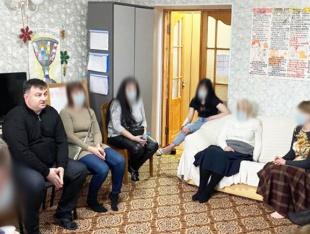 День открытых дверей в женском реабилитационном центре