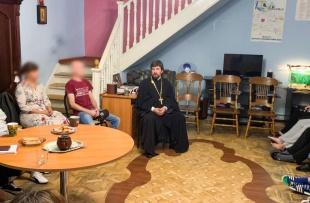 Очередное родительское собрание провели в мужском реабилитационном центре