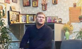 Руководитель проекта «НАШи люди» Александр Стовбчатый посетил «Ростов без наркотиков»