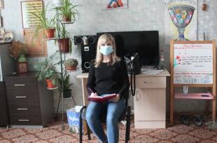 Кандидат психологических наук, доцент Е.В. Капитанова провела тестирование в женском реабилитационном центре
